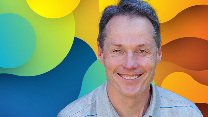 Chief Lee Crowchild of the Tsuut'ina Nation, Lois Appleby, Patti Pon, and Mount Royal Professor David Legg at the 2026 Olympic and Paralympic Symposium