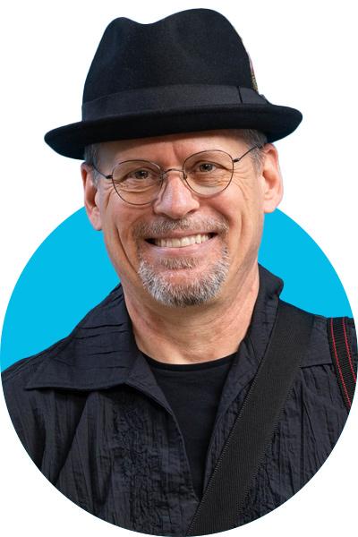 Photo of Professor Robert Boschman